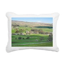 dales farming Rectangular Canvas Pillow