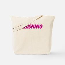Crushing Tote Bag