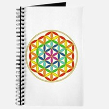 Flower of Life Chakra Journal