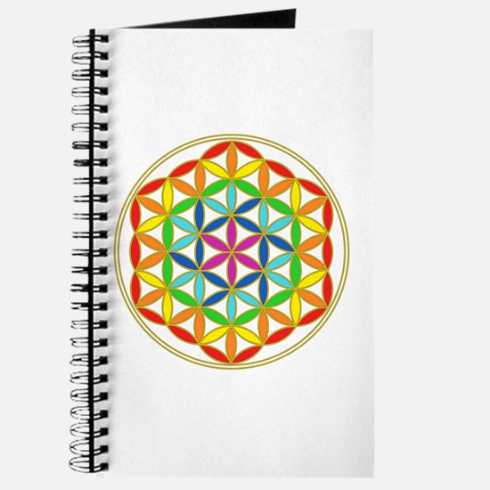 Flower of Life Chakra Journal