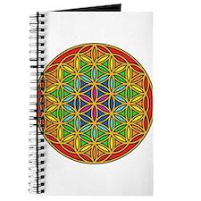 Flower of Life Chakra1 Journal