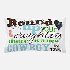 new cowboy Pillow Case
