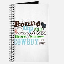 new cowboy Journal