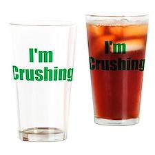 Im Crushing Drinking Glass