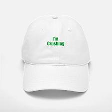 Im Crushing Baseball Baseball Baseball Cap