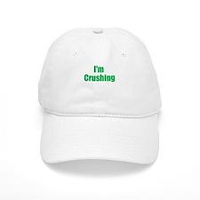 Im Crushing Baseball Baseball Cap