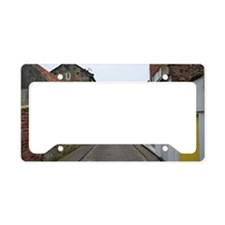 henrietta street whitby License Plate Holder