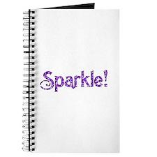 Sparkle! Logo Journal