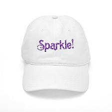 Sparkle! Logo Baseball Baseball Cap