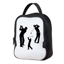 Golf Club Neoprene Lunch Bag