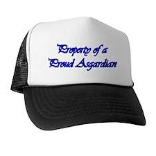 Property of a Proud Asgardian Trucker Hat