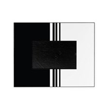 Stylish Black and white modern Picture Frame