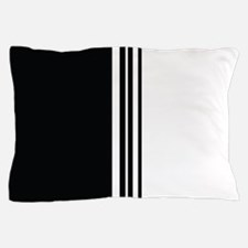Stylish Black and white modern Pillow Case