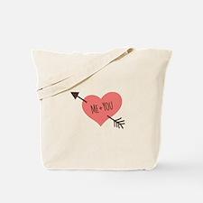 Me and You Tote Bag