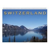 Swiss Wall Calendars