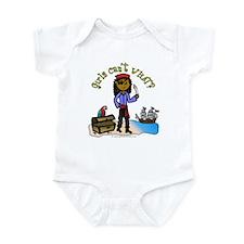 Dark Pirate Infant Bodysuit