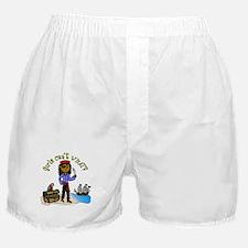 Dark Pirate Boxer Shorts