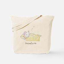 Sleeping Mouse Tote Bag