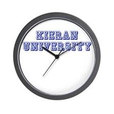 Kieran University Wall Clock