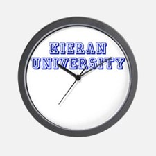 Kieran University Wall Clock