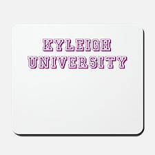 Kyleigh University Mousepad