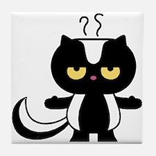 Cute Baby Skunk Tile Coaster