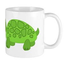 Green Turtle Mugs
