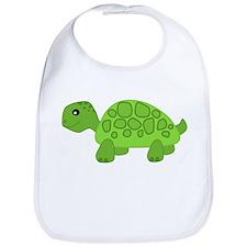 Green Turtle Bib