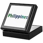 Philippines Keepsake Box