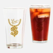 GOT BLING? Drinking Glass