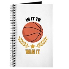 IN IT TO WIN IT Journal