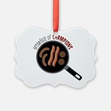 Breakfast Of Champions Ornament
