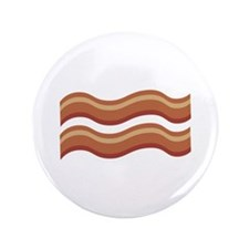 """Slice of Bacon 3.5"""" Button (100 pack)"""