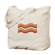 Slice of Bacon Tote Bag
