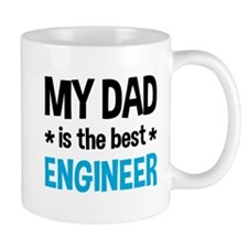 Best Engineer Dad Mug