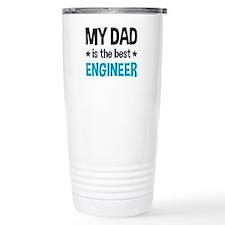 Best Engineer Dad Travel Mug