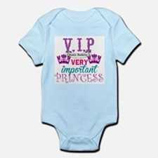 VIP Princess Personalize Body Suit