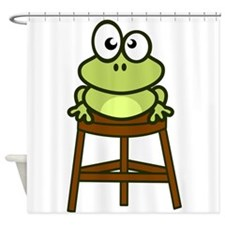 Toad Stool Shower Curtain