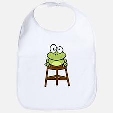 Toad Stool Bib