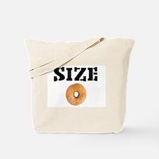 Size zero Tote Bag