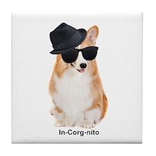 In-Corg-nito Tile Coaster