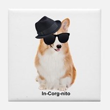 In-Corg-nito Tile Coaster