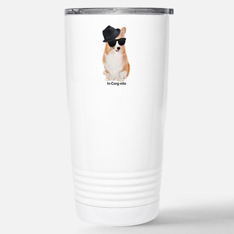In-Corg-nito Travel Mug