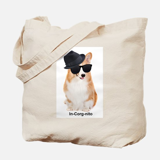 In-Corg-nito Tote Bag
