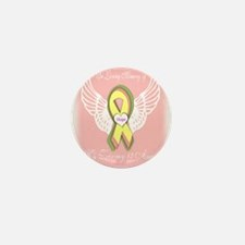 t13girl.png Mini Button (100 pack)