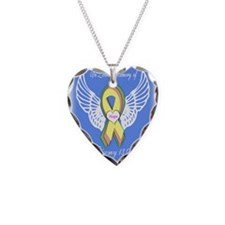 Trisomy Angel Necklace