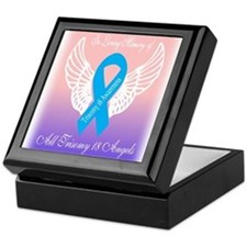 Trisomy 18 angels Keepsake Box