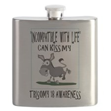 Trisomy 18 Donkey Flask