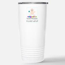 Trisomy Stainless Steel Travel Mug