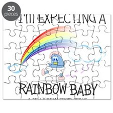 EXPECTING RAINBOW GIRL.png Puzzle